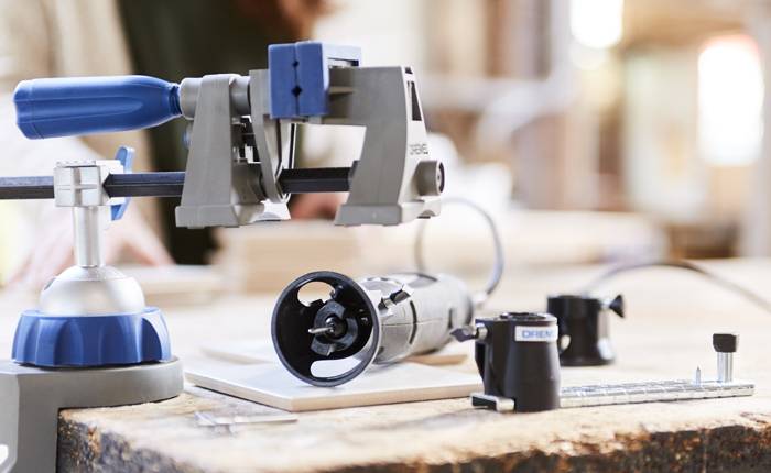 Pick the right attachment for your project.