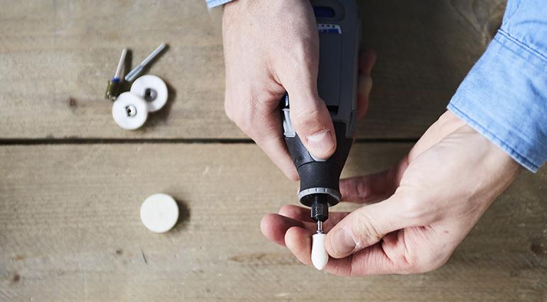 Tipps und Tricks für das Reinigen und Polieren mit deiner guten alten Dremel