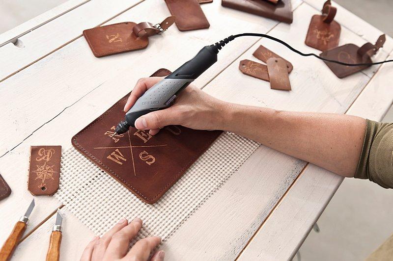Mit dem Dremel® Stylo+ kannst du deine kreativen Ideen in beeindruckende DIY-Geschenke verwandeln.