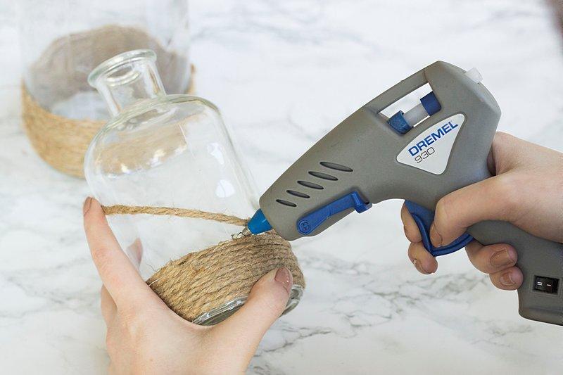 Die Dremel® Heißklebepistole ist das perfekte Werkzeug für viele tolle DIY-Geschenke.