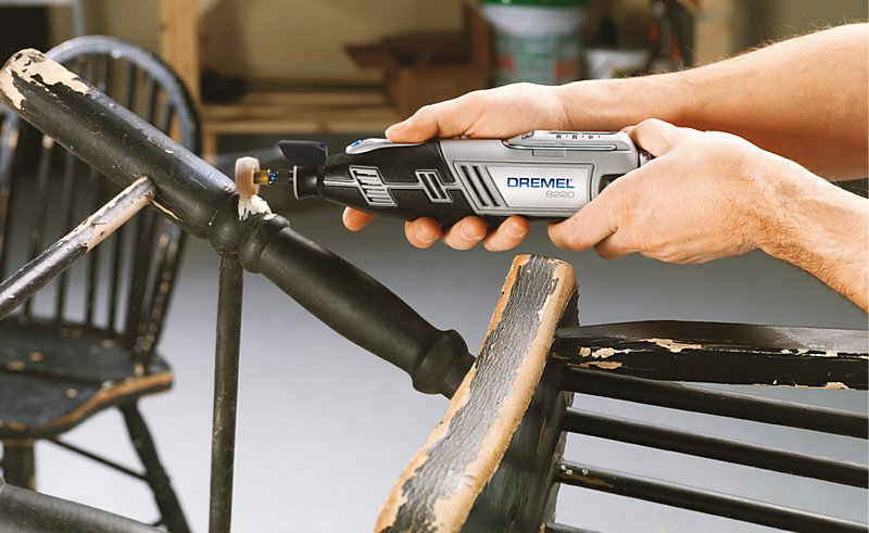 Ob Schleifen, Polieren oder Bohren: Dremels Multifunktionswerkzeug ist dein vielseitiger Begleiter beim Upcycling.