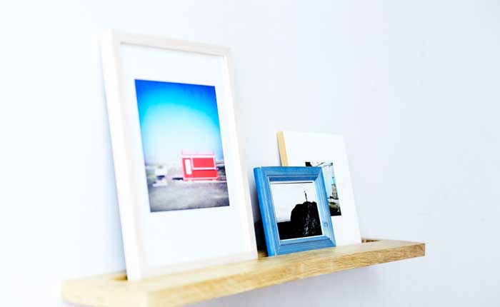 DIY: tu propia estantería flotante