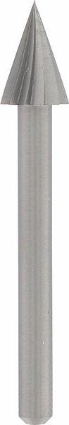 Fraise haute vitesse 6,4 mm (125)