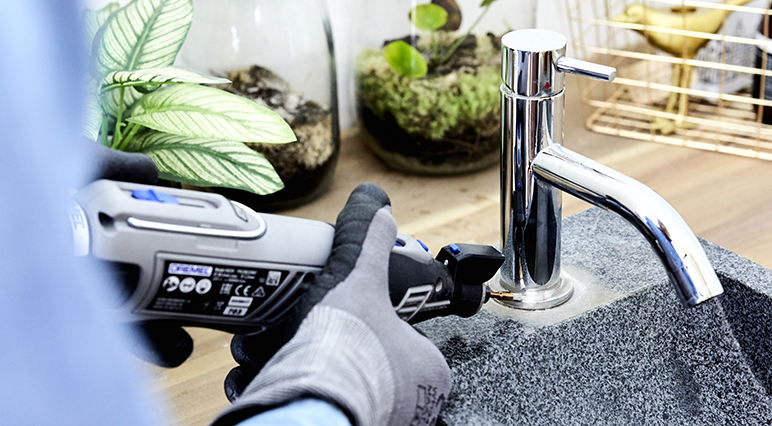 Cleaning and polishing for beginners.