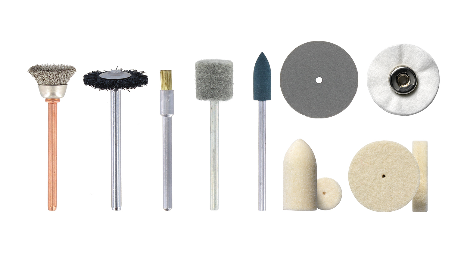 Our Comparative Fact Sheet will help you find the right cleaning and polishing accessories.