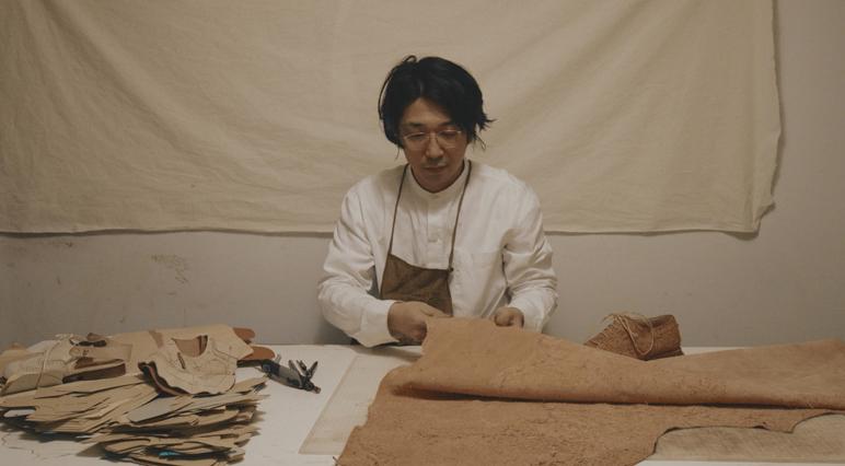 Dive into the world of extraordinary shoemaker Eiichi Katsukawa