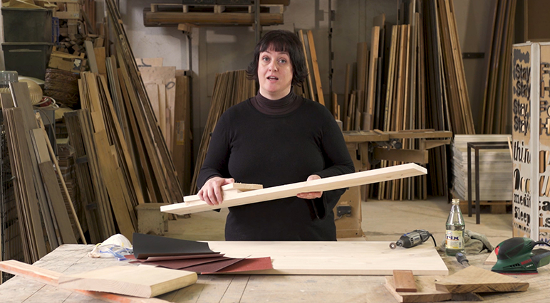 This masterclass guides you through the more advanced aspects of sanding.