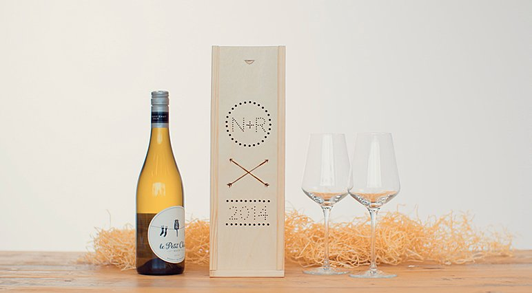 How to Make a Personalised Wine Box with Dremel.