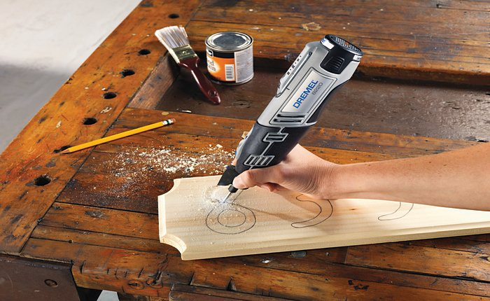 Use your Dremel Multi-Tool to make crafty and classy DIY gifts.