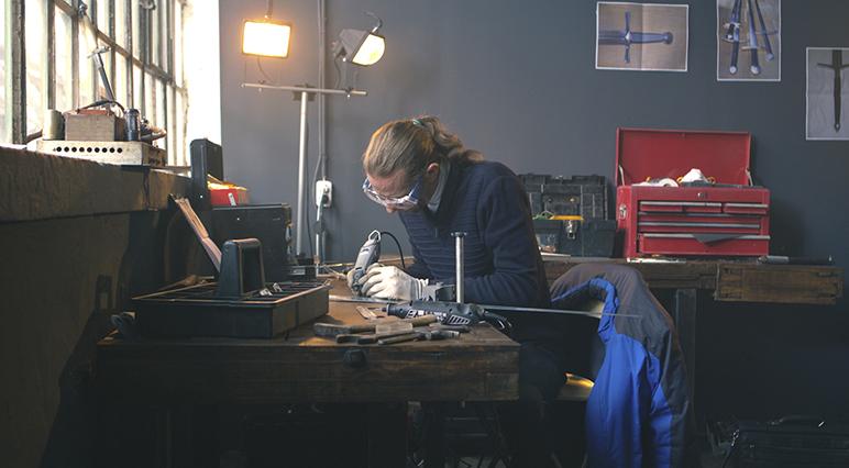 Bijzondere Maker: Film Rekwisiteur Gábor Csiki