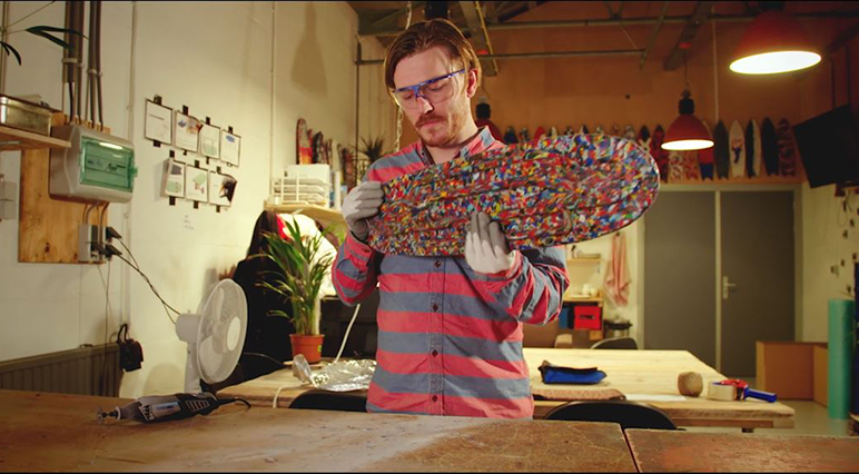 Rzemieślnik Jonathan Morrison Wasteboards