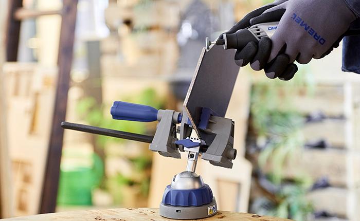 Wybierz swój pierwszy projekt, chwyć narzędzie Dremel Multi-Tool i rozpocznij pracę!