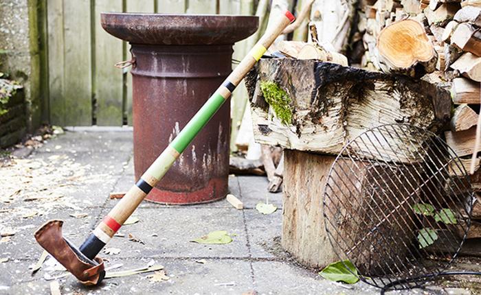 Träsnideri är inte en hobby man kan påskynda: det lugnt och njut av varje steg i processen.